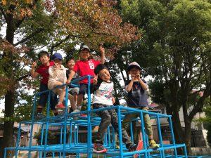 画像:徳山小1日保育